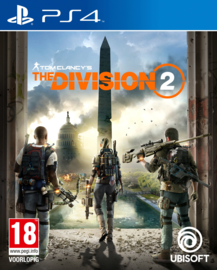 Ps4 Tom Clancy's The Division 2 [Nieuw]