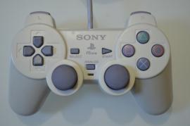 Playstation 1 Controller Dualshock Wit - Sony [Verkleurd]