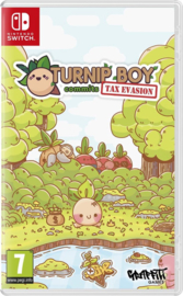 Switch Turnip Boy Commits Tax Evasion [Pre-Order]