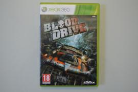 Xbox 360 Blood Drive