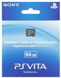 Playstation Vita Memory Card 64 GB - Sony [Nieuw]