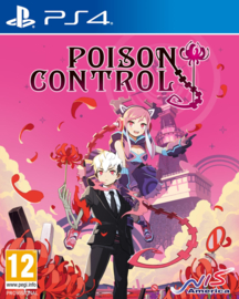 Ps4 Poison Control Contaminated Edition [Pre-Order]