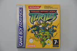 GBA Teenage Mutant Ninja Turtles [Compleet]