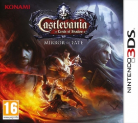 3DS Castlevania Lords of Shadow - Mirror of Fate [Nieuw]