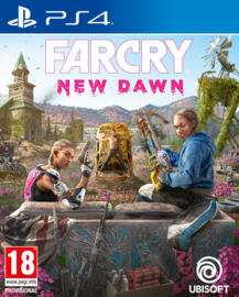 Ps4 Far Cry New Dawn [Nieuw]