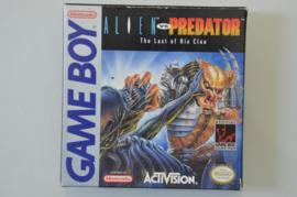 Gameboy Alien vs Predator The Last of His Clan [Compleet]