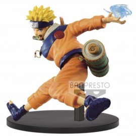 Naruto Shippuden Figure Uzumaki Naruto with Scroll Vibration Stars - Banpresto [Pre-Order]
