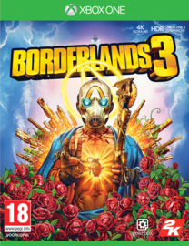 Xbox One Borderlands 3 [Nieuw]