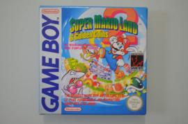 Gameboy Super Mario Land 2 6 Golden Coins [Compleet]
