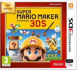 3DS Super Mario Maker (Nintendo Selects) [Nieuw]