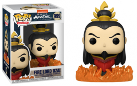 Avatar Funko Pop - Fire Lord Ozai #999 [Pre-Order]