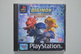 Ps1 Digimon World 2003