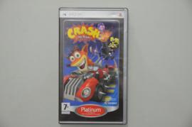 PSP Crash Tag Team Racing (Platinum)