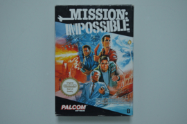 NES Mission Impossible [Compleet]