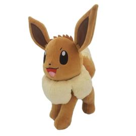 Pokemon Pluche Eevee - Wicked Cool Toys [Nieuw]