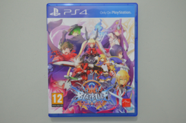 Ps4 BlazBlue Central Fiction