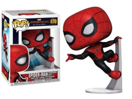 Marvel Far From Home Funko Pop - Upgraded Spider-Man 470 [Nieuw]