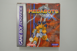 GBA Medabots AX Metabee Version [Compleet]