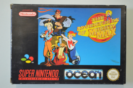 SNES The Adventures Of Mighty Max [Compleet]