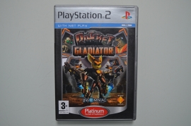 Ps2 Ratchet Gladiator (Platinum)