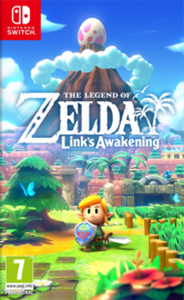 Switch The Legend of Zelda Link's Awakening [Nieuw]