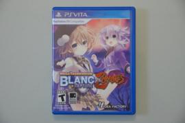 Vita Megatagmension Blanc + Neptune VS Zombies (#)