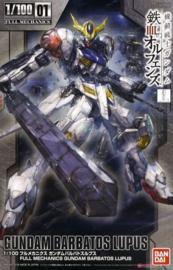 Gundam Model Kit FM 1/100 Gundam Barbatos Lupus - Bandai [Nieuw]