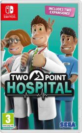 Switch Two Point Hospital [Nieuw]