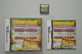DS Cradle 3 Pack (Cradle of Rome + Cradle of Athena + Cradle of Egypt)