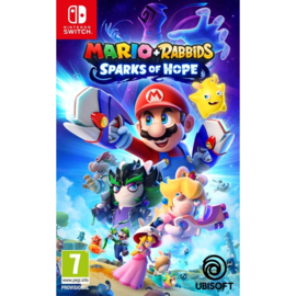 Switch Mario + Rabbids Sparks of Hope [Pre-Order]