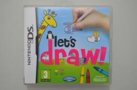 DS Let's Draw