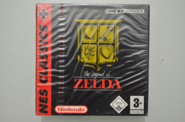 GBA The Legend of Zelda (Nes Classics) [Nieuw]