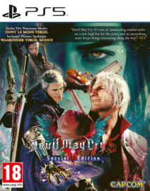 PS5 Devil May Cry 5 Special Edition [Nieuw]