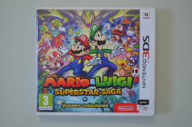 3DS Mario and Luigi Superstar Saga + Bowser's Minions