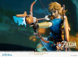 Nintendo Figure The Legend of Zelda Breath of the Wild - Link 25cm PVC Statue Collectors Edition - First 4 Figures [Nieuw]