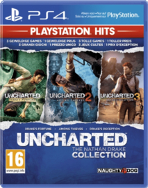 Ps4 Uncharted The Nathan Drake Collection (Playstation Hits) [Nieuw]