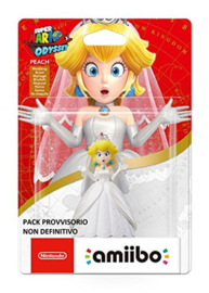 Amiibo Peach Wedding Outfit - Super Mario Odyssey [Nieuw]