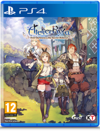 Ps4 Atelier Ryza Ever Darkness & the Secret Hideout [Nieuw]