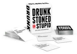 Drunk, Stoned or Stupid (NL) - Cojones Prod SPRL [Nieuw]