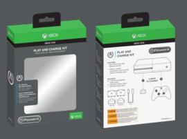 Xbox One Play & Charge Kit - PowerA [Nieuw]