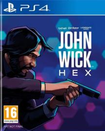 Ps4 John Wick Hex [Pre-Order]