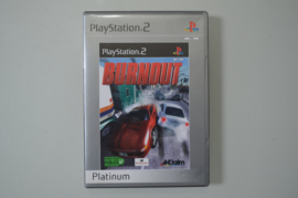Ps2 Burnout (Platinum)