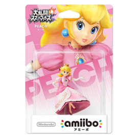 Amiibo Peach - Super Smash Bros [Nieuw]