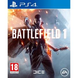 Ps4 Battlefield 1 [Nieuw]