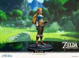 The Legend of Zelda Breath of the Wild Figure Princess Zelda Collector's Edition - First 4 Figures [Nieuw]