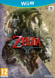 Wii U The Legend of Zelda Twilight Princess HD [Nieuw]
