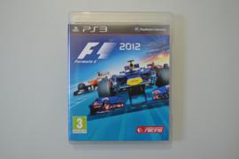 Ps3 F1 2012 - Formula 1