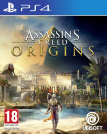 Ps4 Assassins Creed Origins [Nieuw]