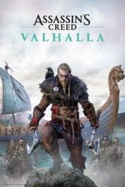 Assassins Creed Poster Valhalla (61x91cm) - Pyramid International [Nieuw]