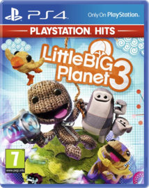 Ps4 Little Big Planet 3 (Playstation Hits) [Nieuw]